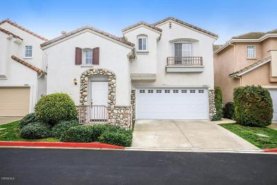 Westlake Village Condo/Townhouse For Sale: 30810 Padova Court