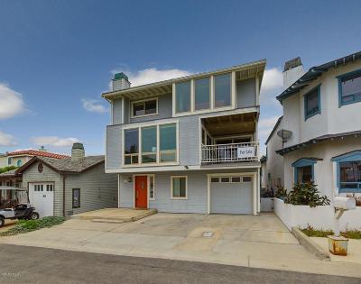 Oxnard Single Family Home For Sale: 140 Santa Ana Avenue