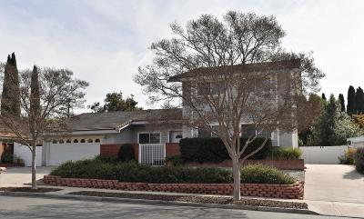 Thousand Oaks Single Family Home For Sale: 1158 Valley High Avenue