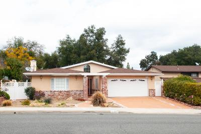 Agoura Hills Single Family Home For Sale: 29443 Quail Run Drive