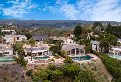 Thousand Oaks Single Family Home Active Under Contract: 774 Calle Punta