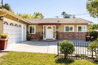 Woodland Hills Single Family Home For Sale: 20663 Clark Street