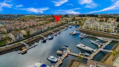 Oxnard Single Family Home For Sale: 4343 Waterside Lane