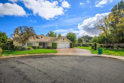 Agoura Hills Single Family Home Active Under Contract: 29790 Woodbrook Drive
