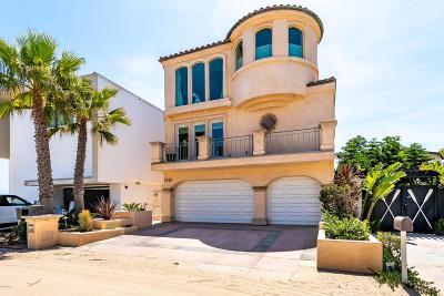 Oxnard Single Family Home For Sale: 1245 Capri Way