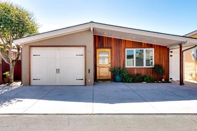 Ventura Single Family Home For Sale: 1136 Cornwall Lane