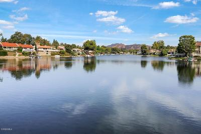 Westlake Village Condo/Townhouse Active Under Contract: 1158 South Westlake Boulevard #D