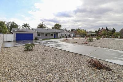 Single Family Home For Sale: 17726 Nordhoff Street
