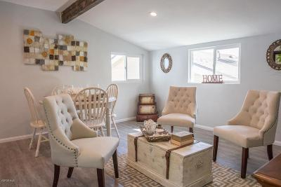 Simi Valley Single Family Home For Sale: 6179 Junipero Street