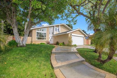 Thousand Oaks Single Family Home For Sale: 483 Sundance Street