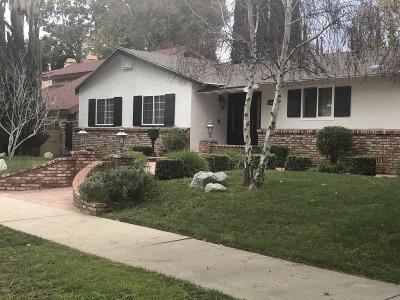 West Hills Single Family Home For Sale: 22436 Saticoy Street