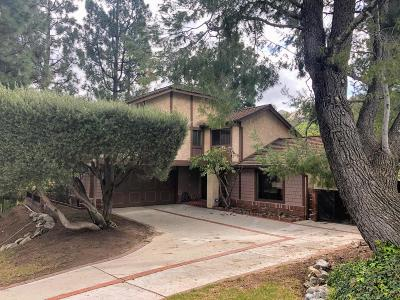 Glendale Single Family Home Active Under Contract: 3154 Emerald Isle Drive