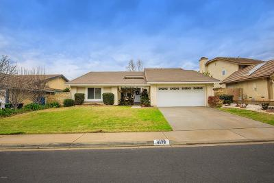Moorpark Single Family Home Active Under Contract: 4179 North Cedarpine Lane