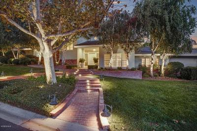 Westlake Village Single Family Home For Sale: 1624 Larkfield Avenue