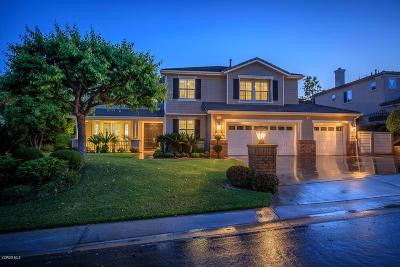 Camarillo Single Family Home Active Under Contract: 7198 Camino Las Ramblas