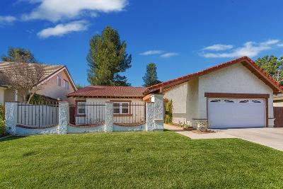 Agoura Hills Single Family Home For Sale: 30331 Goodspring Drive