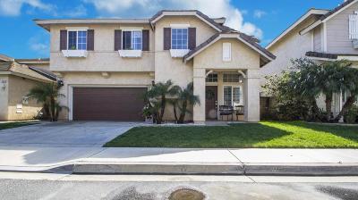 Oxnard Single Family Home For Sale: 1070 Avenida Classica