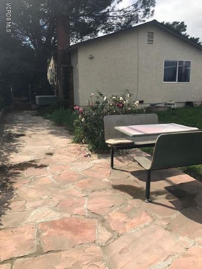 Santa Paula Single Family Home For Sale: 501 North 13th Street