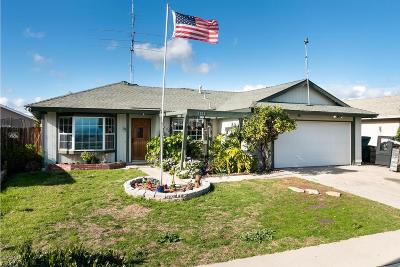 Ventura Single Family Home For Sale: 8863 Kennebec Street