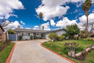 West Hills Single Family Home Active Under Contract: 6537 Sausalito Avenue