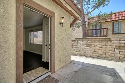 Agoura Hills Condo/Townhouse For Sale: 5321 Colodny Drive #9