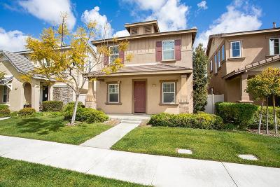 Oxnard Single Family Home Active Under Contract: 521 Nile River Drive