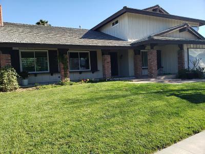 Thousand Oaks Single Family Home For Sale: 363 Bethany Street