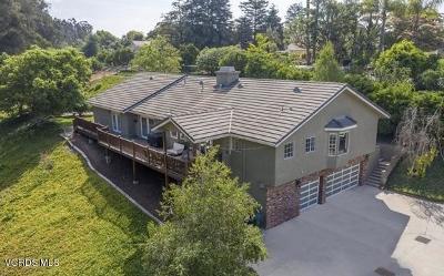 Camarillo Single Family Home For Sale: 119 Alviso Drive
