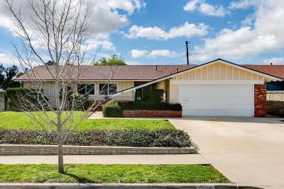 Ventura Single Family Home For Sale: 319 Ridgeway Place