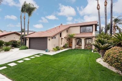 Simi Valley Single Family Home Active Under Contract: 6400 Cynthia Street