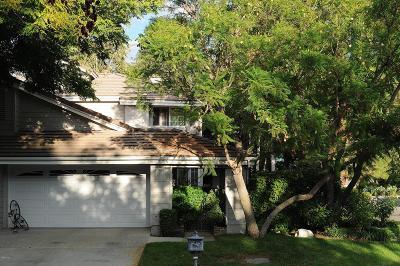 Westlake Village Condo/Townhouse For Sale: 5789 Tanner Ridge Avenue
