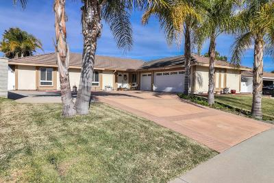 Thousand Oaks Single Family Home Active Under Contract: 11 Atlas Avenue