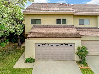 Thousand Oaks Condo/Townhouse For Sale: 3243 Sunburst Place