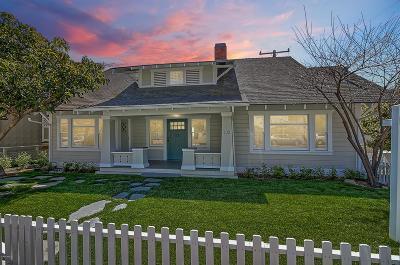 Ventura Single Family Home For Sale: 732 Poli Street