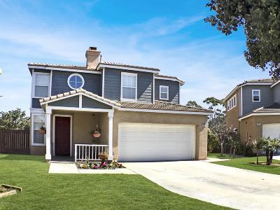 Oxnard Single Family Home For Sale: 700 Navigator Way