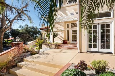 Westlake Village Single Family Home For Sale: 31601 Germaine Lane