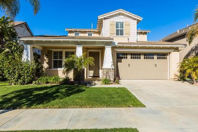 Camarillo Single Family Home Active Under Contract: 511 Commons Park Drive