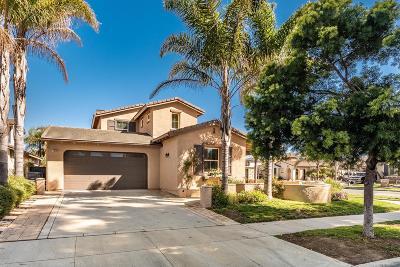 Oxnard Single Family Home Active Under Contract: 1950 Pavin Drive