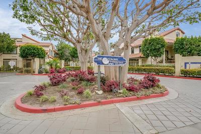 Oxnard Condo/Townhouse For Sale: 4446 Antigua Way