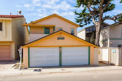Oxnard Single Family Home For Sale: 3307 Ocean Drive