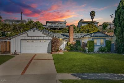 Ventura Single Family Home For Sale: 5725 Bays Street