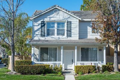 Simi Valley Single Family Home For Sale: 5053 Woodbridge Lane