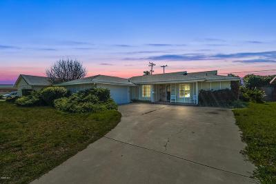Ventura County Single Family Home For Sale: 1878 Edgemont Drive