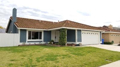 Moorpark Single Family Home For Sale: 4734 Avedon Road