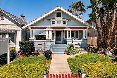 Ventura Single Family Home For Sale: 1073 East Santa Clara Street