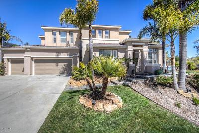 Newbury Park Single Family Home Active Under Contract: 4609 Via Don Luis