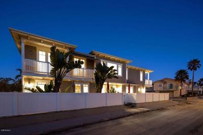 Oxnard Single Family Home For Sale: 820 Mandalay Beach Road