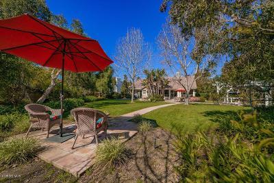 Oxnard Single Family Home For Sale: 2202 Desert Forest Court