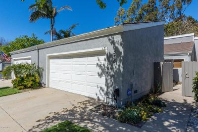Ventura County Condo/Townhouse For Sale: 536 Broderick Way