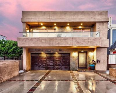 Oxnard Single Family Home For Sale: 3344 Ocean Drive